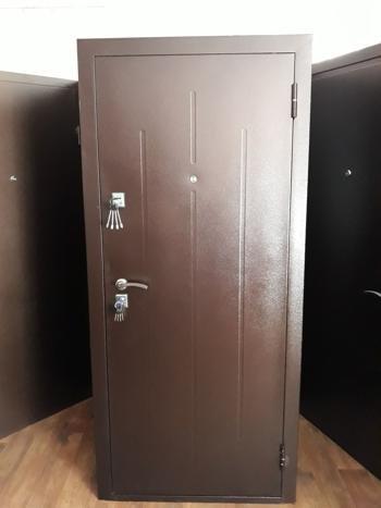 Фото 2 Двери входные металлические, уже готовые со склада , KDS-2 . 343750