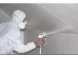 Фото 1 Безвоздушная покраска, побелка стен и потолков. 338950