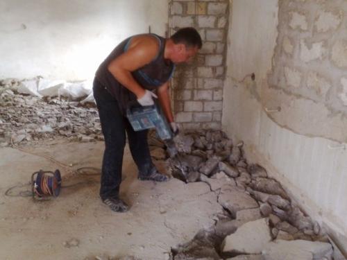 Снос старых зданий, демонтаж домов. Любые демонтажные работы.