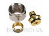 Соединение для подключения труб flex/his/pink D203/4