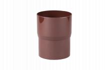 Соединитель трубы водосточной 75 Profil