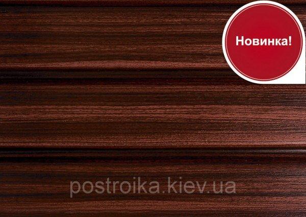 Фото  1 Соффит Красное дерево Аско Польша 3.50*0.305м 1757411