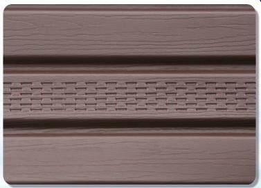 Соффит - специальные панели из поливинилхлорида для подшивки карнизных и фронтонных свесов, потолков.