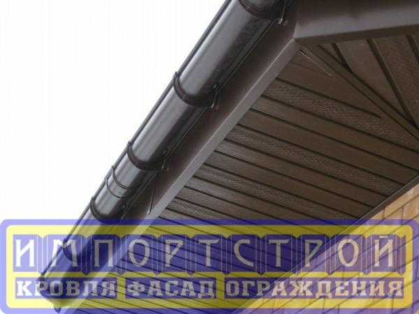 Софит коричневый Импортстрой, 3000*232(0,7м. кв)(Украина). Доставка по Украине на объект заказчику