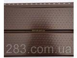 Фото  1 Софит металлический перфорированный RAL 8017 Глянец 0,43 мм Китай 2164015