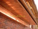 Фото  10 Софит металлический цвет- Золотой дуб 21064005