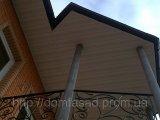 Фото  1 Софіт стельовий Mitten Канада купити в Києві, сайдинг на підшитий 1756258