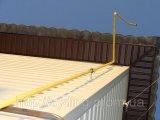 Фото  5 Софит потолочный, сайдинг для подшива, вагонка для кровли, сайдинг для крыши, монтаж софита 5756252