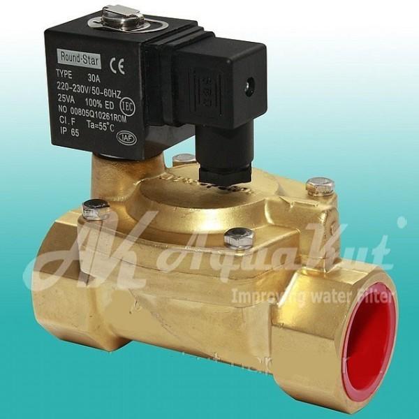 "Соленоидный электромагнитный клапан 1/2"" / 220v DFD-15"