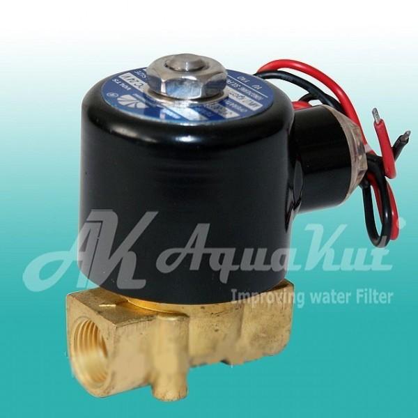 "Соленоидный электромагнитный клапан 3/8"" / 220v. SV-4"