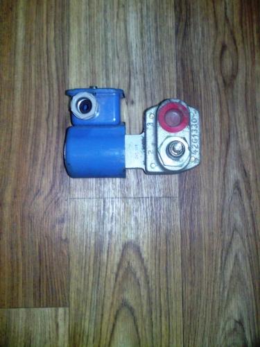 Соленоидный клапан Danfoss (Solenoid valve) EVJ0306 Дания 42G1330 220W 12V 50cycles давление 4AT t150 LBS 55 Liqud gas
