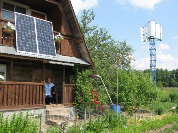Солнечная электростанция С-60-1