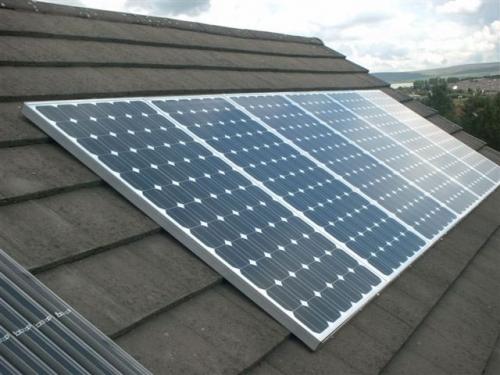 Солнечные батареи, солнечные панели, солнечные модули (Черновцы)