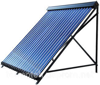 Солнечный коллектор для нагрева бассейнов СКС-Б-25