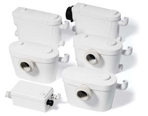 Sololift WC, WC-1, WC-3, C-3, D-3 (Grundfos)