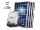 Фото  1 Солнечная станция на зеленый тариф под ключ 12 кВт premium 2079238