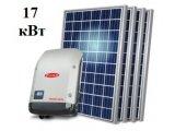 Фото  1 Солнечная станция на зеленый тариф под ключ 17 кВт premium 2079253