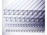 Фото 3 Сотовый поликарбонат SOTON NANO 4-10 мм. (прозрачный/бронзовый) 341647