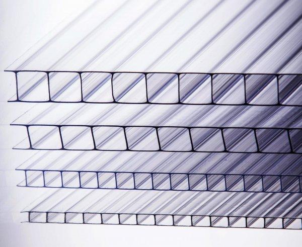 Фото 8 Сотовый поликарбонат тепличный SOTON ECO 4 - 10 mm (прозр/бронз) 341648