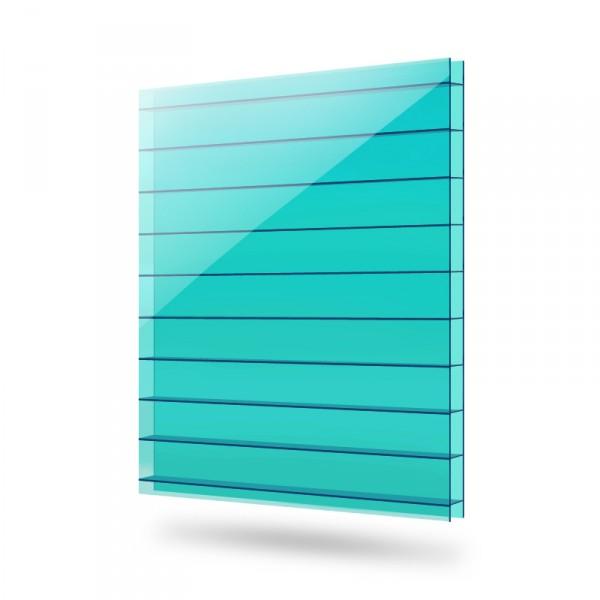 Сотовый поликарбонат 16 мм, цветной, ТМ Polygal