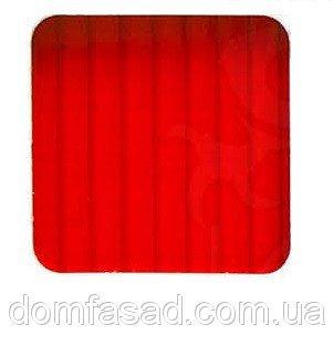 Фото  1 Сотовый поликарбонат Berolux усиленный 8, Красный 1925340