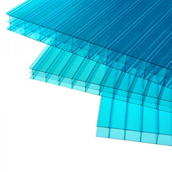 Сотовый поликарбонат Polygal 10 мм