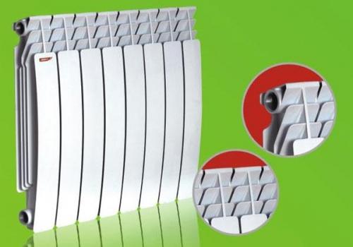 Современные аллюминиевые радиаторы, представительского класса
