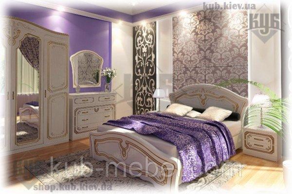 Фото  1 Спальня Альба 1818839