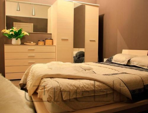 Спальня ТОКИО - Дуб молочный 1238690