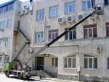 Услуги автовышки высотой от 14 до 28 метров. Аренда автовышки поможет выполнить ряд строительно-монтажны х работ.