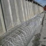 Спиральный барьер безопасности СББ Егоза-Стандарт 700/7