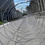 Спиральный барьер безопасности СББ Егоза-Стандарт 800/7