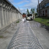 Спиральный барьер СББ Егоза-Стандарт 700/7