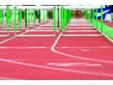 Спортивная акриловая краска для теннисных кортов, беговых дорожек, спортивных залов и стадионов 4л до 40м2