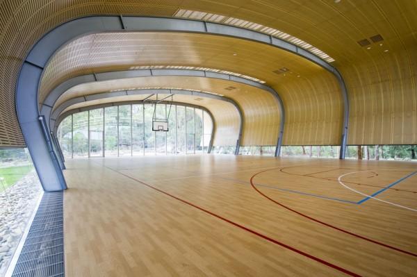 Спортивные покрытия для игровых залов