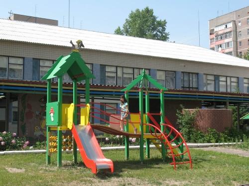 """Спортивно-игровой комплекс """"Лесная песня"""", М11"""