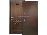 Фото 1 Двери входные металлические, уже готовые со склада , Базис . 343741