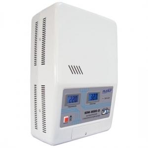 Стабилизатор электромеханический настенный RUCELF SDW-5000-D