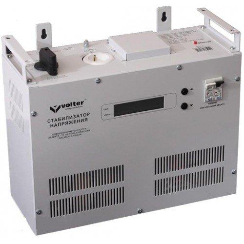 Фото  1 Стабилизатор напряжения однофазный Volter СНПТО-9 у (40А) 1975495