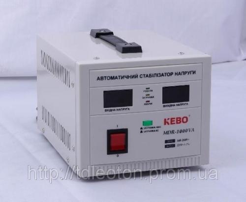 Стабилизатор напряжения Kebo MDR-1000VA