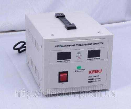 Стабилизатор напряжения Kebo MDR-2000VA