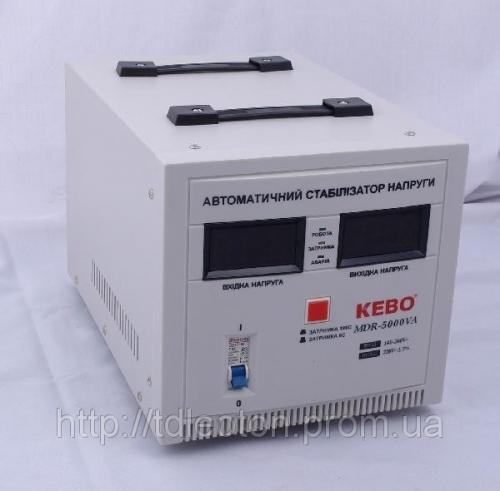 Стабилизатор напряжения Kebo MDR-5000VA