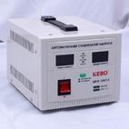 Стабилизатор напряжения, KEBO MDR-500VA, сервоприводный, однофазный