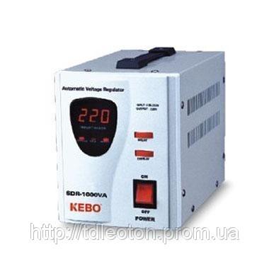 Стабилизатор напряжения Kebo SDR-1000VA