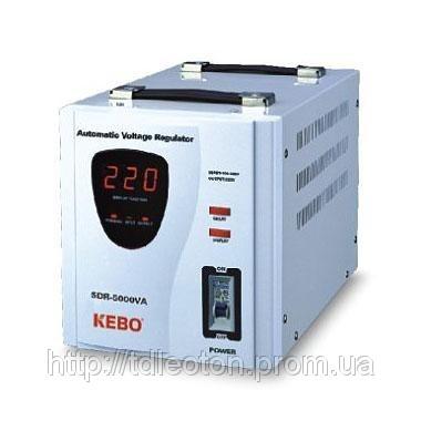 Стабилизатор напряжения Kebo SDR-5000VA