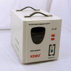 Стабилизатор напряжения KEBO SDR-5000VA, релейного типа