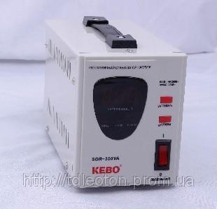 Стабилизатор напряжения Kebo SDR-500VA