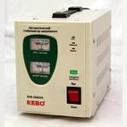 Стабилизатор напряжения KEBO SVR-2000VA релейного типа