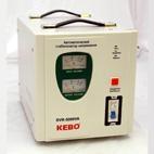 Стабилизатор напряжения KEBO SVR-5000VA релейного типа