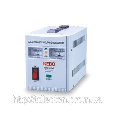 Стабилизатор напряжения Kebo TVR-500VA